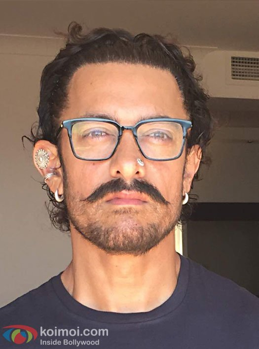 Aamir Khan's painful transformation for Thugs of Hindostan
