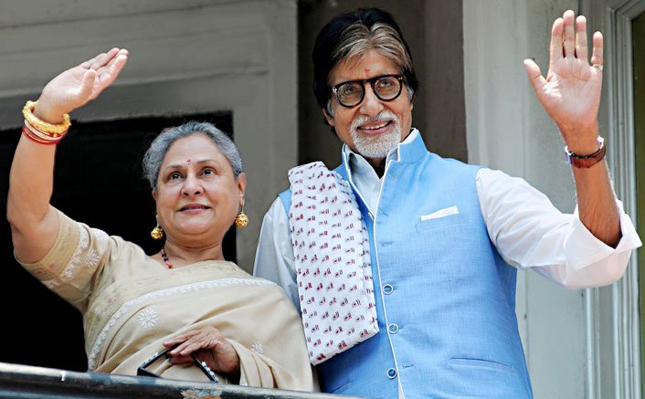 Amitabh, Jaya complete 44 years of marital bliss