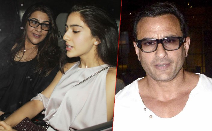 Amrita, I on same page about Sara's acting debut: Saif