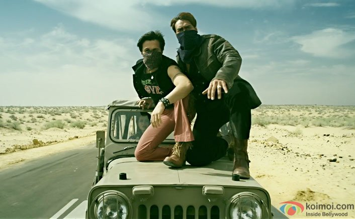 Baadshaho Official Teaser Out Now
