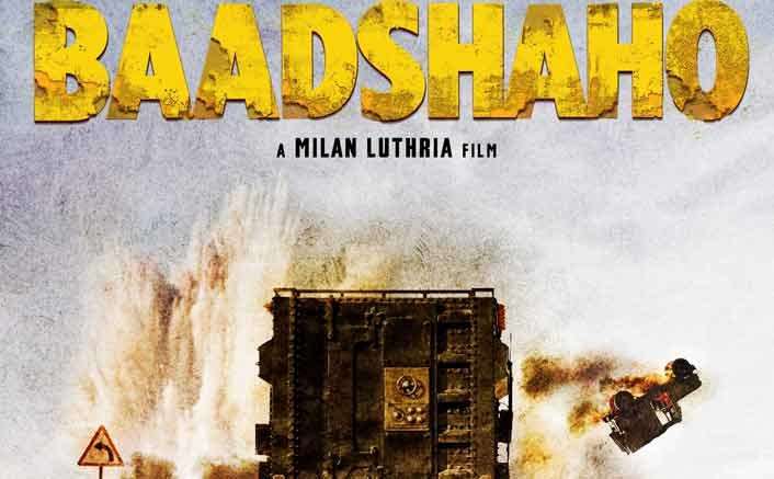 Baadshaho Sandstorm Is Coming!
