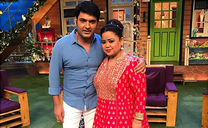 "Bharti Singh : Who Says I'm Not Shooting For ""The Kapil Sharma Show""?!?!"