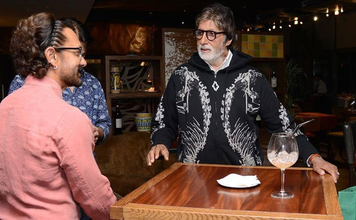 Big B completes 'Thugs Of Hindostan' first schedule