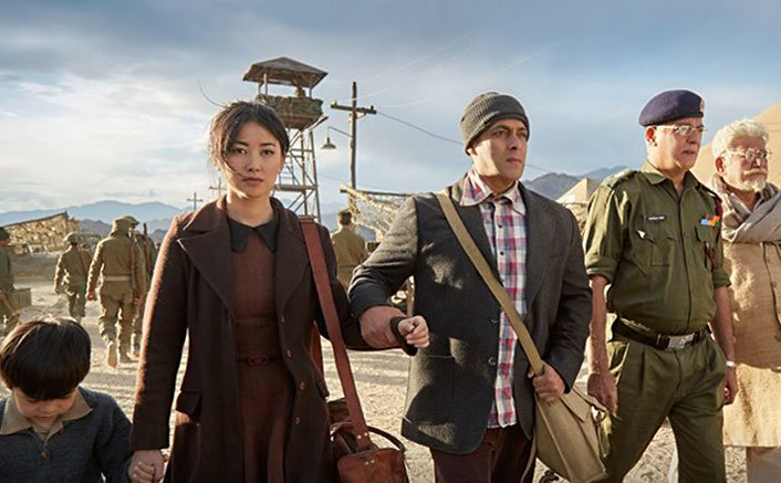 Box Office - Salman Khan's Tubelight follows his 10 back to back centuries