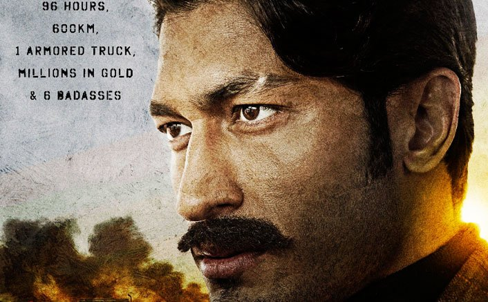 Check Out The Tough, Gritty & Dynamic Badass Vidyut Jammwal From Baadshaho