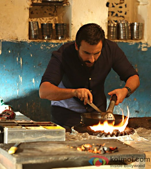 First Look Of Chef: Saif Ali Khan Is A Picture-Perfect Chef