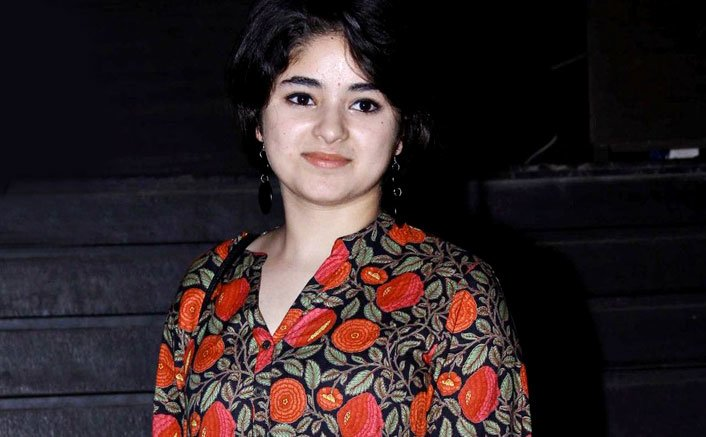 'Dangal' star Zaira Wasim rescued from Dal Lake after accident