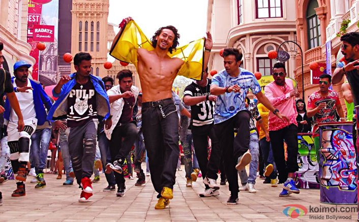 Ding Dang The Street Dance Song From Munna Michael