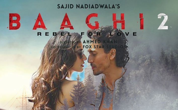 Box Office - Baaghi 2 sustains very well on Monday despite Bharat Bandh