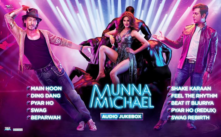 Enjoy The Complete Audio Jukebox Of Tiger-Nawazuddin Starrer Munna Michael