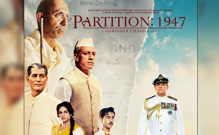 The First Poster Of Huma Qureshi's Partition 1947 Is Here