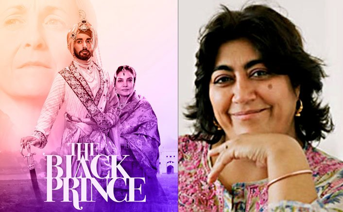 Gurinder Chadha wanted to make 'The Black Prince'