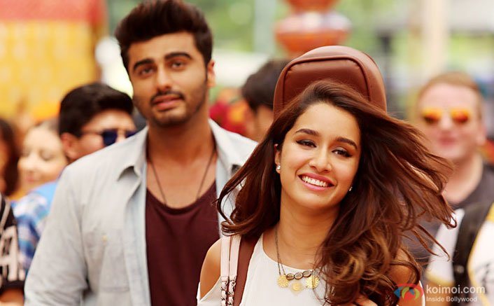 Half Girlfriend's Box Office Collections So Far