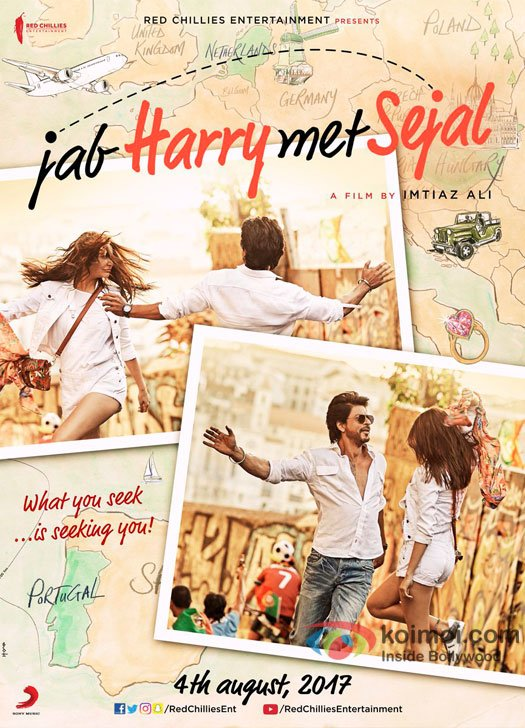 Jab Harry Met Sejal: Two Mini Trails And A Song To Be Shown During India Vs Pakistan Finals