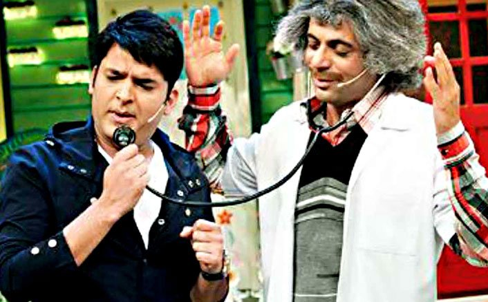 Kapil Sharma leaves the decision on Sunil Grover over return to TKSS