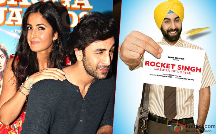 Katrina Kaif can be a great producer: Ranbir Kapoor