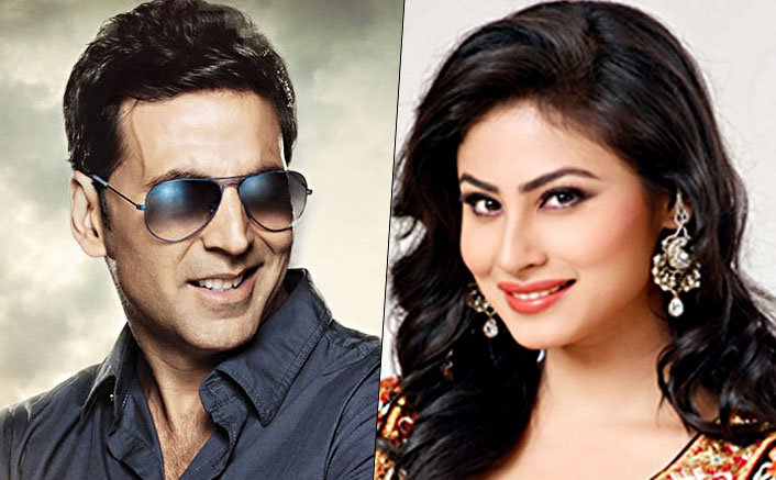 Mouni Roy's Bollywood Debut : Shooting With Akshay Kumar For GOLD