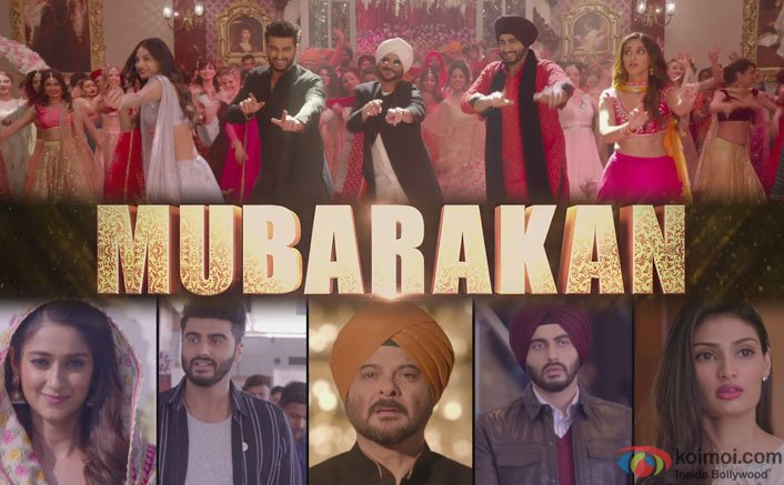 Mubarakan 17th Day Box Office Collection