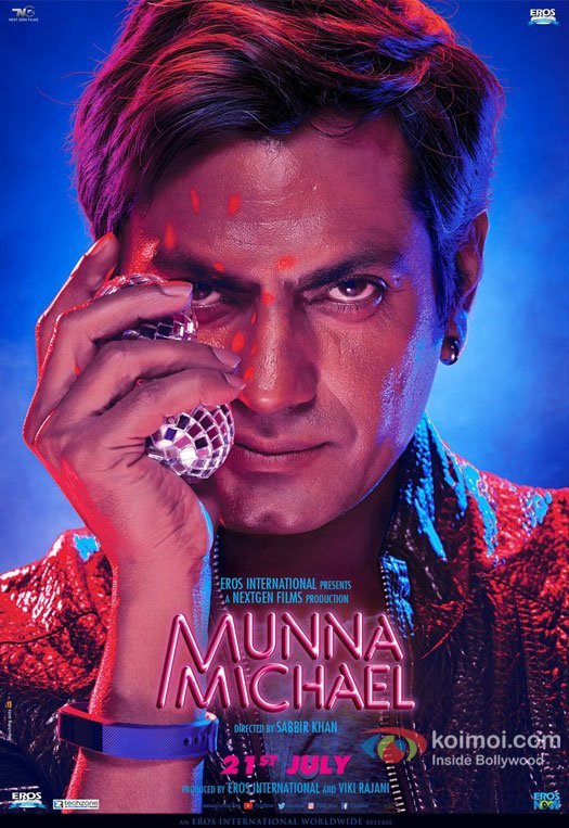 Nawazuddin Siddiqui's First Look From Munna Michael Is Here!