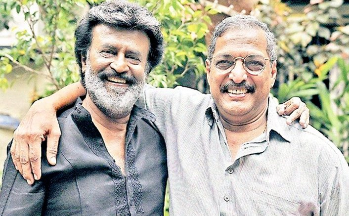 Photo featuring Rajinikanth, Nana Patekar from 'Kaala' goes viral