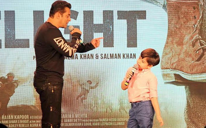 Pics! Tubelight Fans Finally Met The Youngest Star Of The Film Matin Rey Tangu