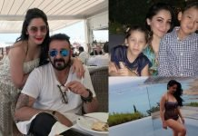 PICS: Maanayata Holidaying In Italy With Hubby Sanjay Dutt