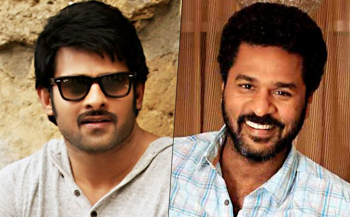 Prabhas & Prabhudheva Come Together For A Film