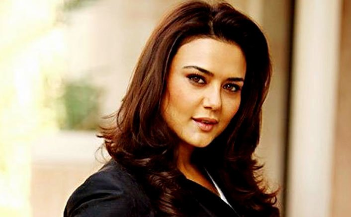 Preity Zinta announces India's First Women's Safety Solution