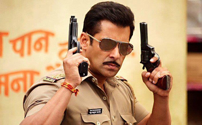 Salman Khan Spills Beans On Dabangg's Sequel