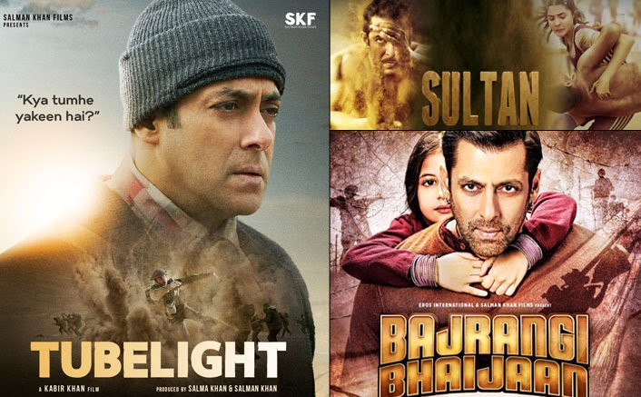 Salman's Tubelight Will Have Shorter Run Time Than Sultan & Bajrangi Bhaijaan