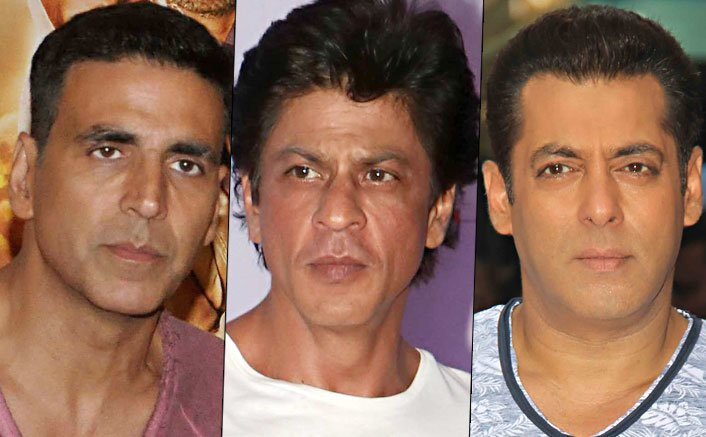 Shah Rukh Khan Ahead Of Salman & Akshay In Forbes' List Of Highest Paid Actors In The World
