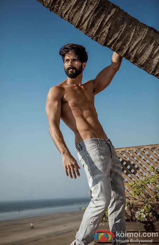 Shahid Kapoor moved into a 5 star while shooting the previous schedule of Padmavati !