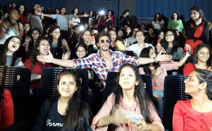 SRK aka Harry seeked Sejals in Ahmedabad
