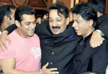 SRK, Salman attend Baba Siddique's Iftar party