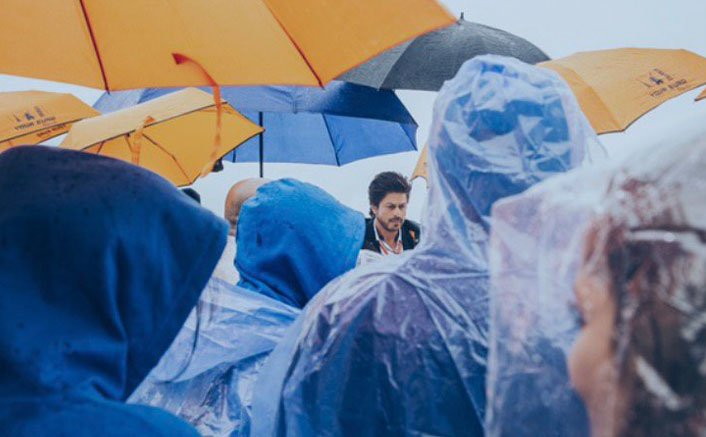 SRK Shares Jab Harry Met Sejal's 2nd Song Still Calls It 'Rain Song'