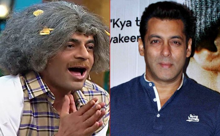 Sunil Grover made Salman Khan feel 'incompetent'