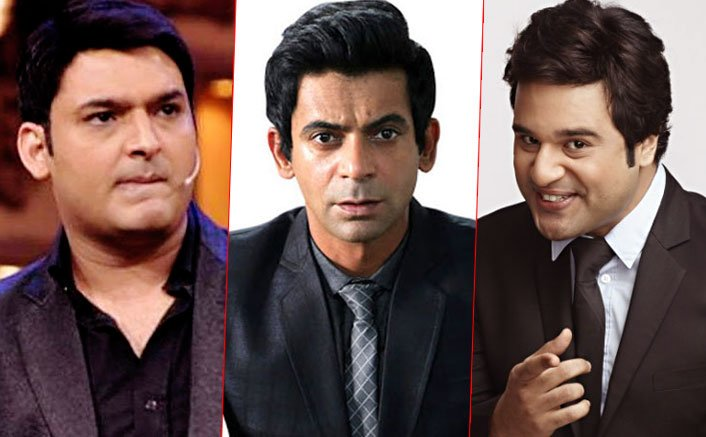 Sunil Grover to start a new show with Krushna Abhishek?