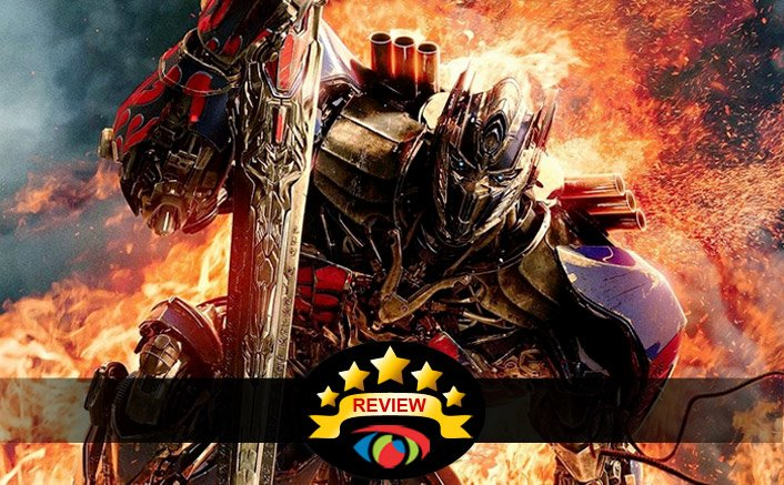 Transformers: The Last Knight Movie Review