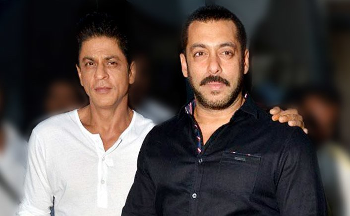 After Tubelight, Salman and Shah Rukh will share screen space again in Aanand L Rai's film