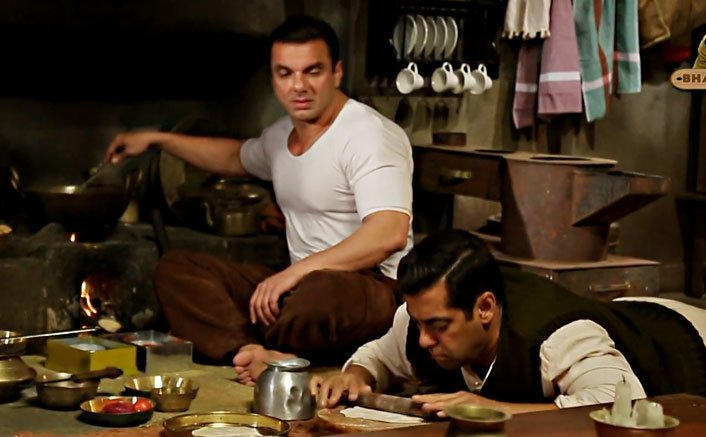 Tubelight's new making video showcases the reel life chemistry between Salman & Sohail Khan