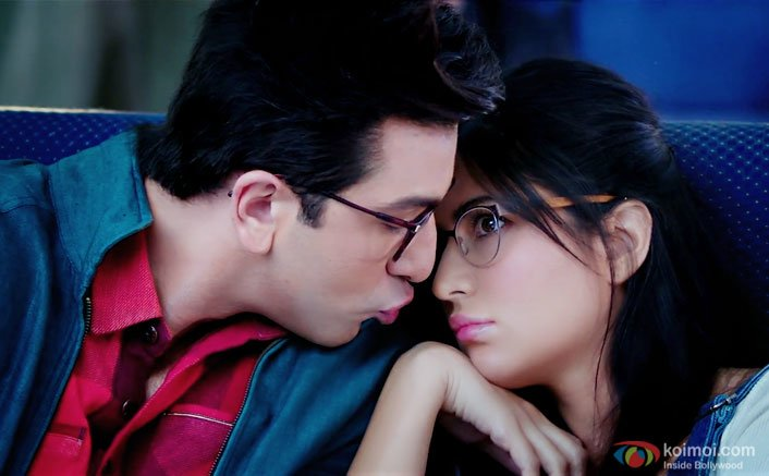 Watch! Ranbir-Katrina's crazy chemistry in `Jagga Jasoos` 1st song