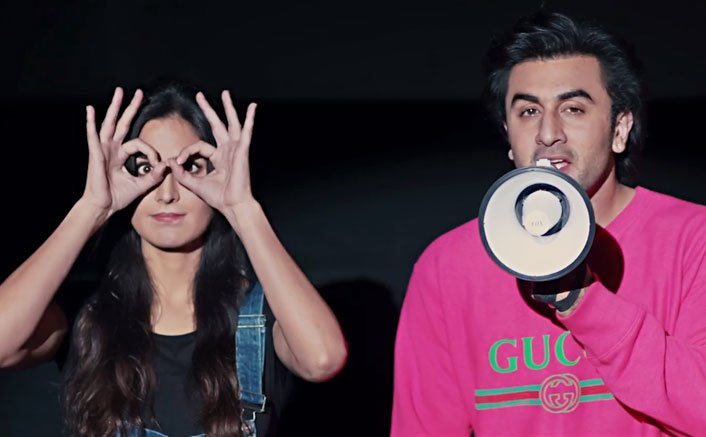 VIDEO! Ranbir & Katrina Teach You How To Put Your Seatbelt's On For Jagga Jasoos