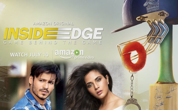 Actor Farhan Akhtar trailor web series INSIDE EDGE released