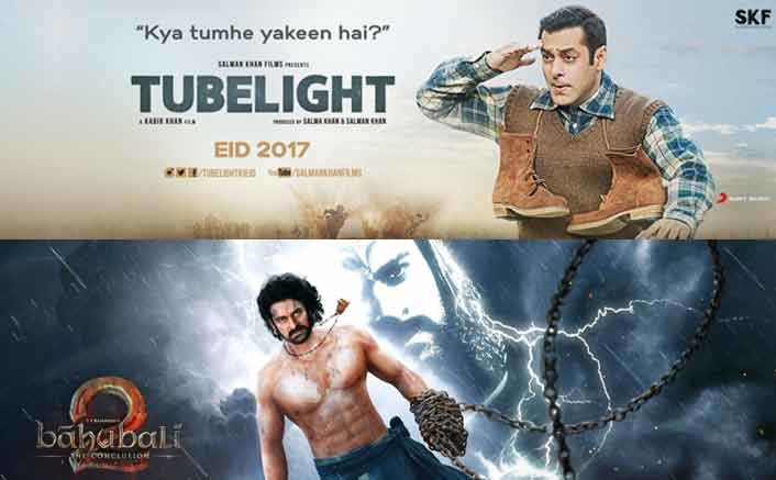 Will Tubelight beat highest weekend record of Baahubali 2?
