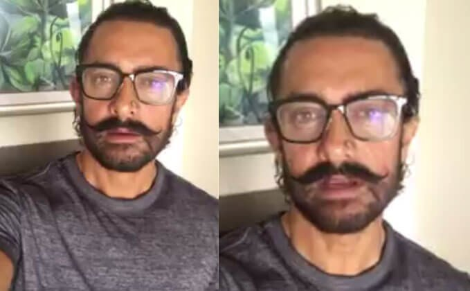 Aamir Khan Appeals Everyone To Help Assam & Gujarat Flood Victims