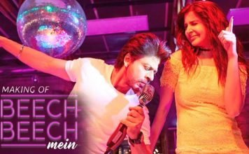 Shah Rukh and anushka