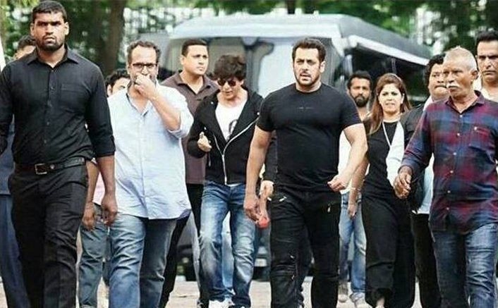 Salman-Shah Rukh duo back in Anand Rai's film
