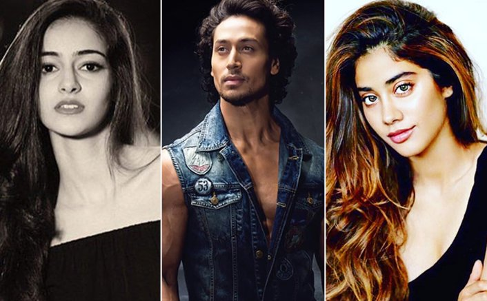 Ananya Panday in Student Of The Year 2 opposite Tiger Shroff?
