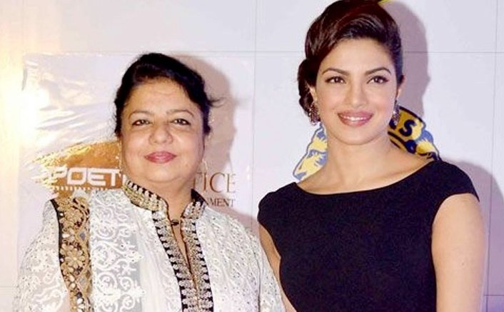 A Book Should Be Written On Priyanka, says Mother