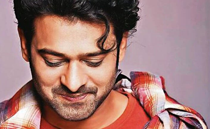 Not Like Baahubali, Prabhas Is Totally Different In His New Look!